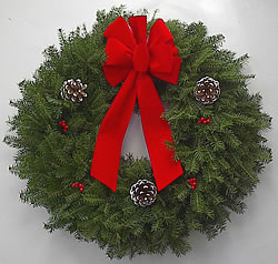 Balsam Wreath